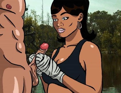 Archer Cartoon Sex