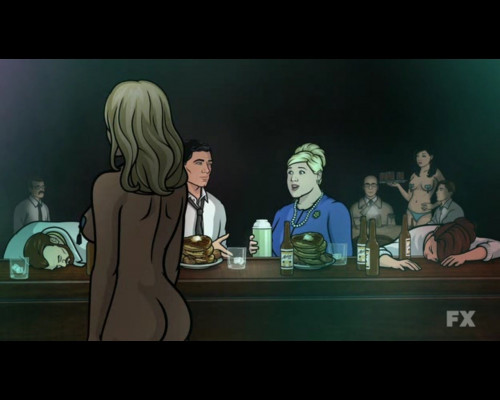 Archer Tv Sex